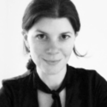 This image shows Irina Auernhammer